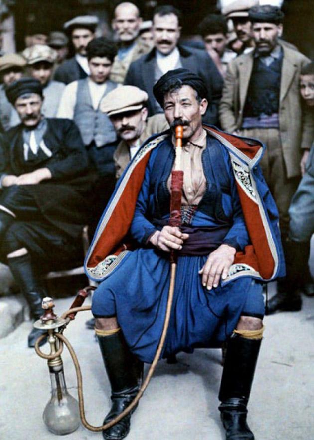 Εγχρωμες φωτογραφίες από την Κρήτη του 1920
