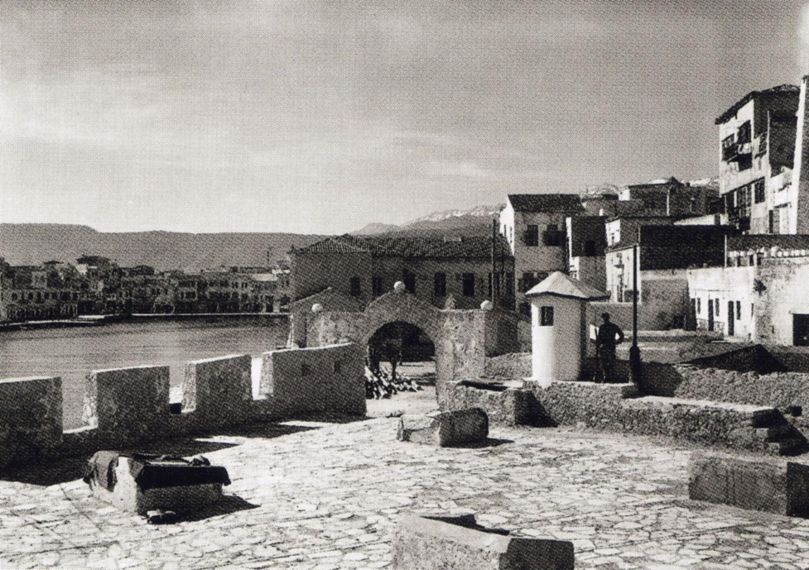 Χανιά - Φρούριο Φιρκά - 1911