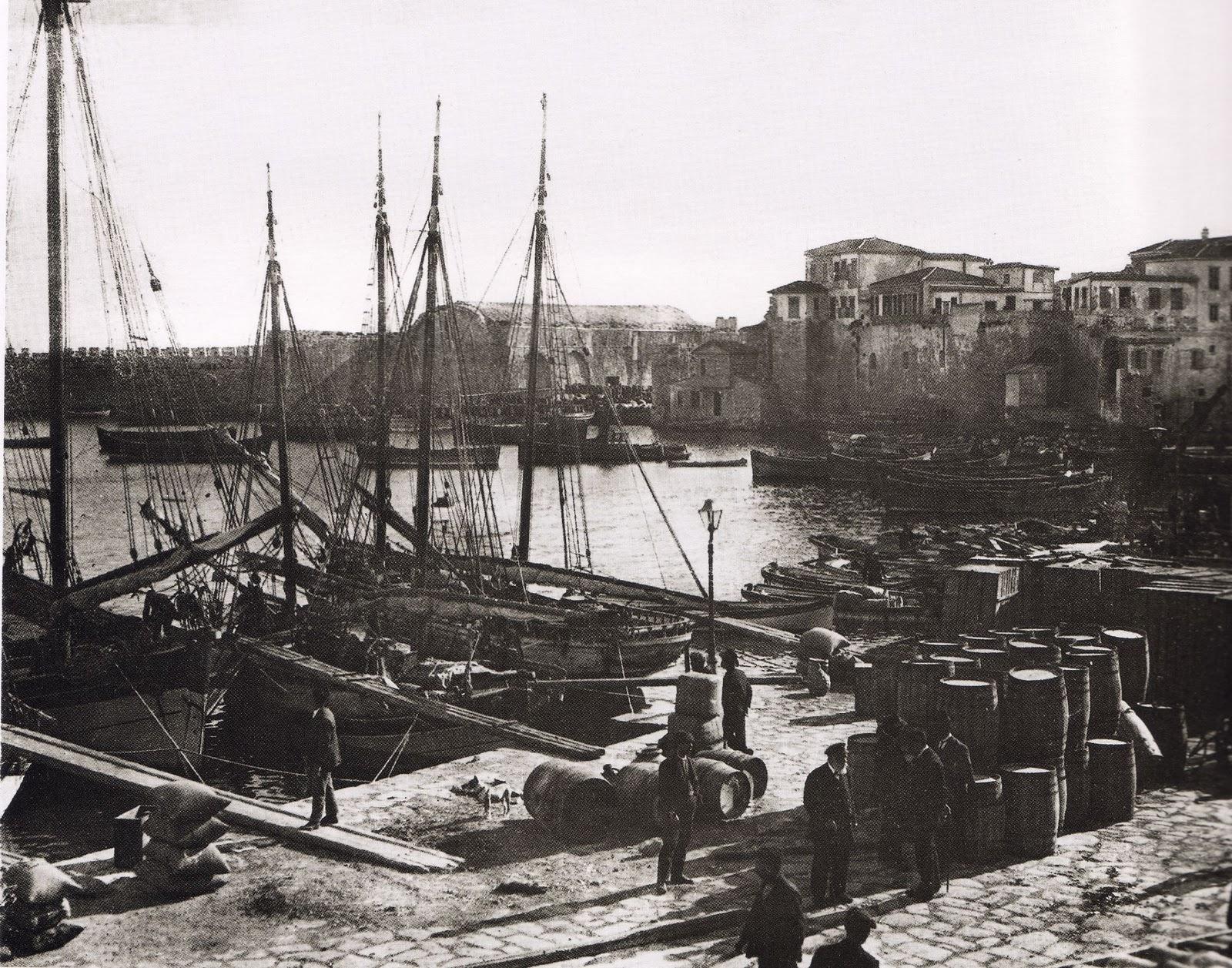 Ηράκλειο - Λιμάνι - 1911