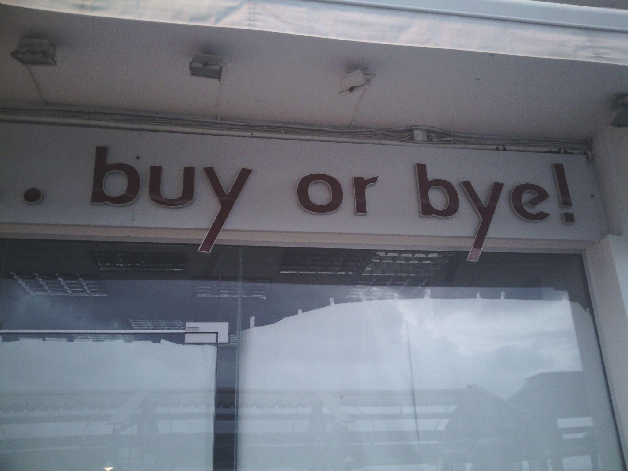 Buy of bye (Χερσόνησος)