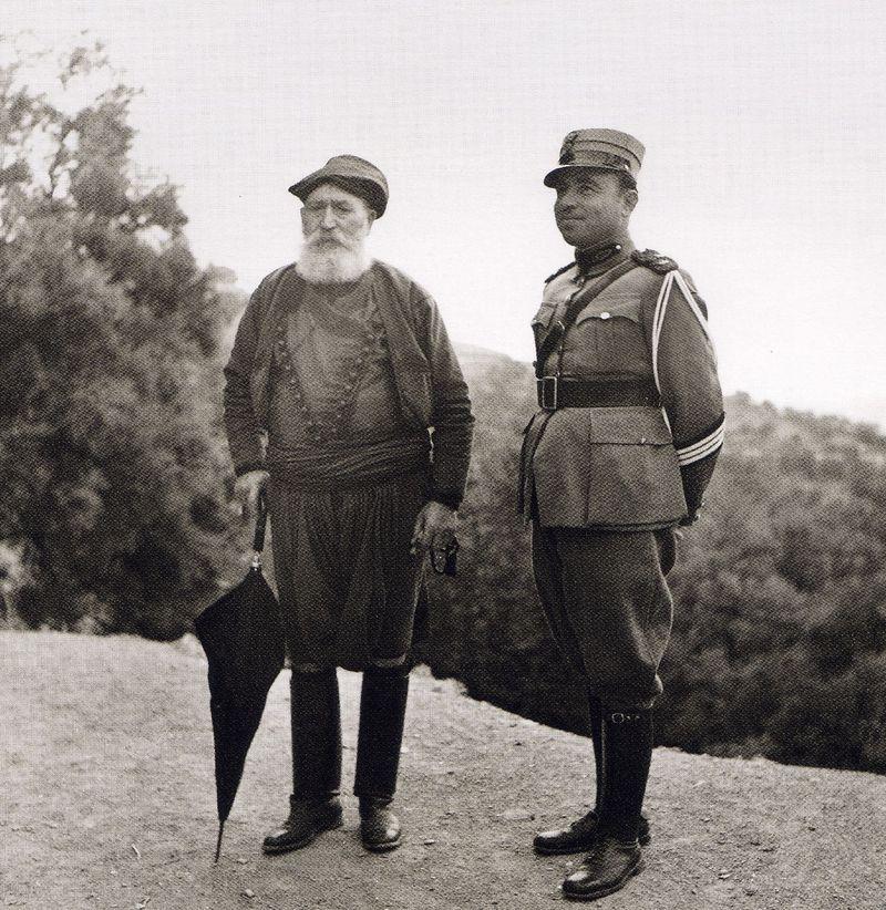 Λάκκοι Χανίων, ο Μάντακας 1927-1939
