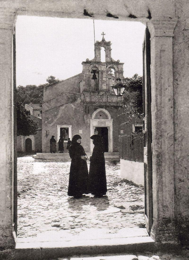 Επαρχία Τεμένους, μονή  Παλιανής 1927