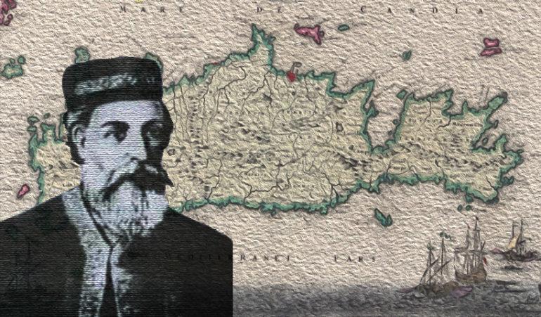 Δασκαλογιάννης, ο θρυλικός επαναστάτης που ξεσήκωσε τα Σφακιά εναντίον των Τούρκων. Βρήκε μαρτυρικό θάνατο στο ικρίωμα αφού τον έγδαραν ζωντανό!