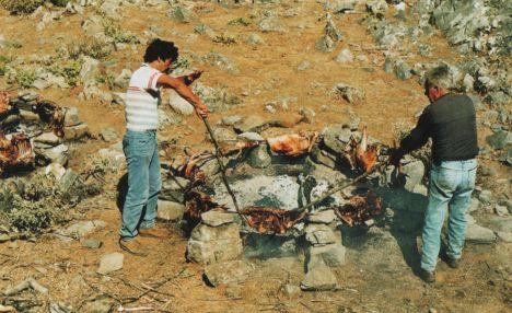 Το Οφτό. Μια πανάρχαια συνήθεια | Κρήτη & Κρητικοί