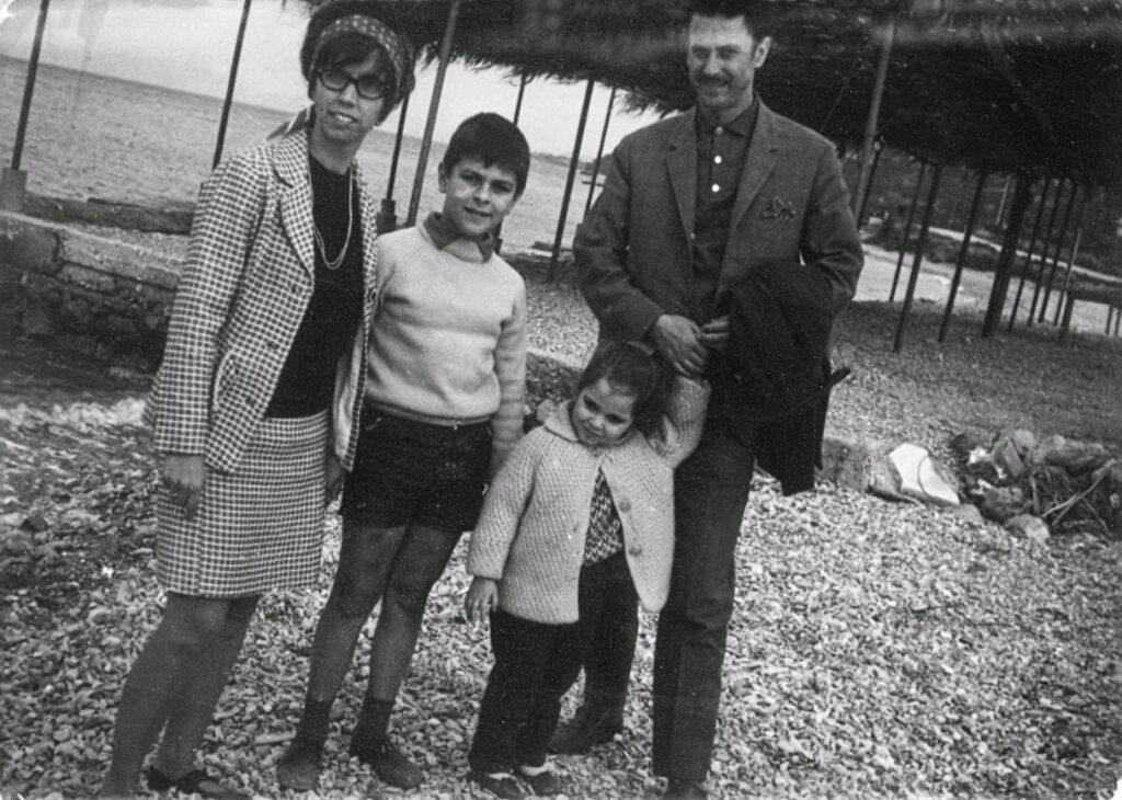Η οικογένεια Ξυλούρη
