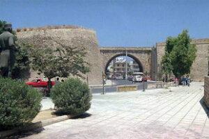 Η Χανιόπορτα στο Ηράκλειο χτισμένη περίπου το 1570
