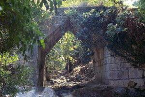 Η Ελληνιστική γέφυρα στην Ελεύθερνα