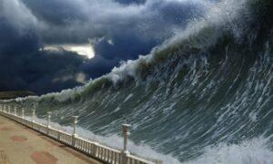 Τσουνάμι στην Κρήτη