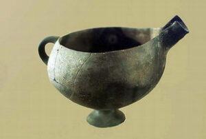 Νεολιθικό εύρημα στο μουσείο των Χανίων