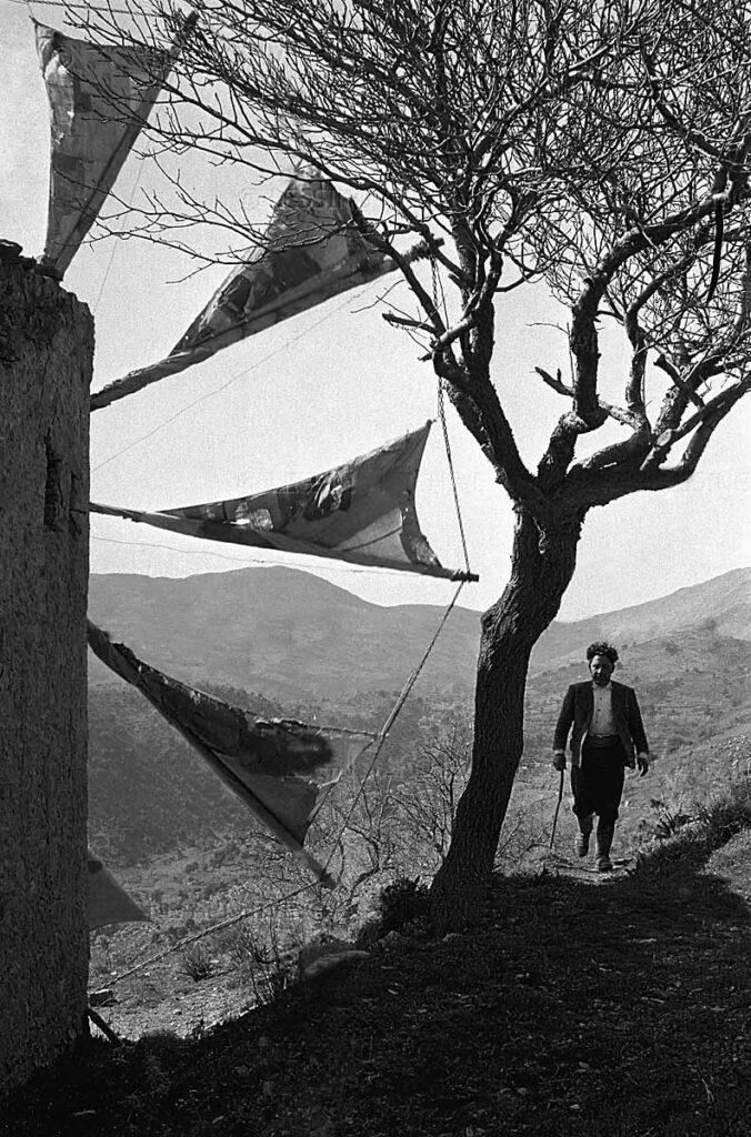 Στον ανεμόμυλο, Λασίθι 1955