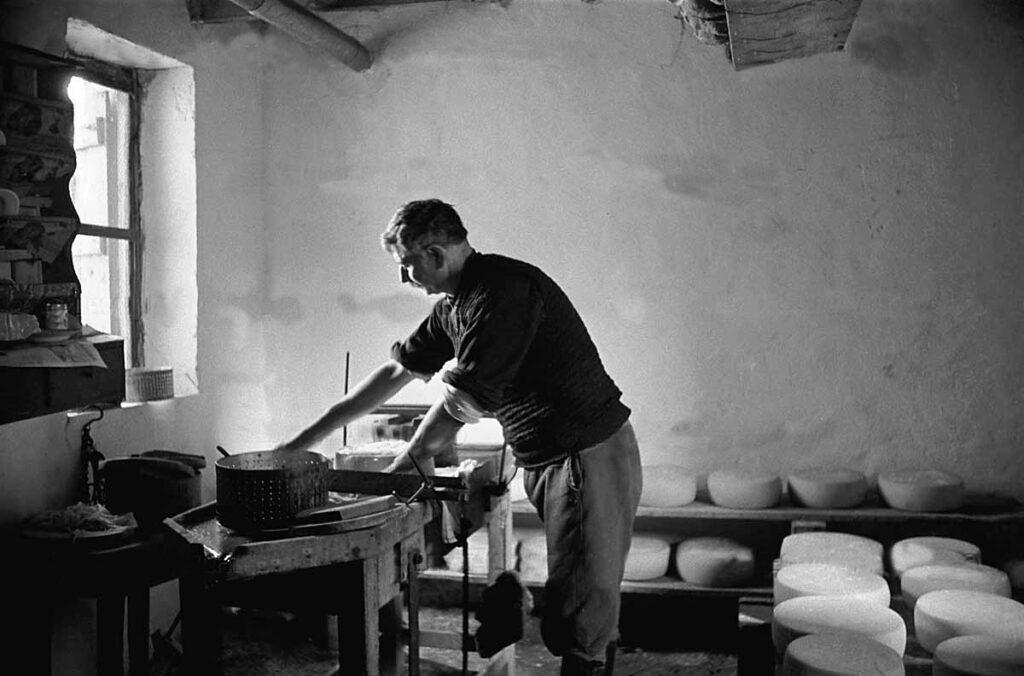 Τυροκόμος, Λασίθι 1955