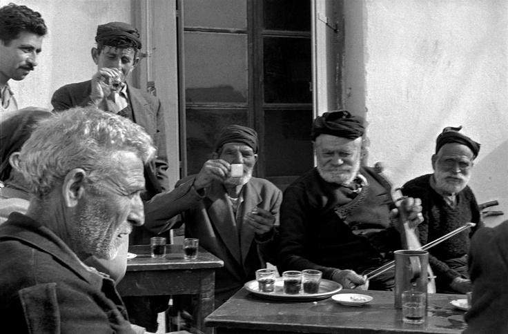 Η Κρήτη του 1955 μέσα από 36 ασπρόμαυρες φωτογραφίες του Αυστριακού φωτογράφου Erich Lessing