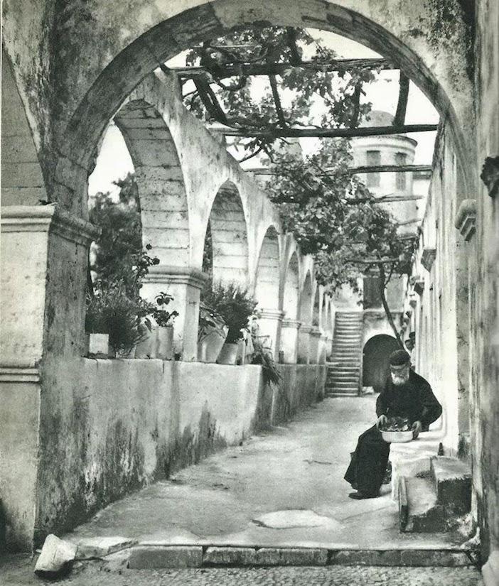 Μοναστήρι Αγίας Τριάδας - Χανιά