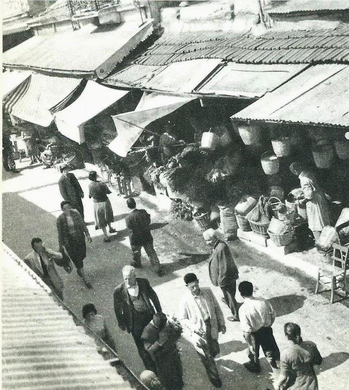 Η αγορά του Ηρακλείου