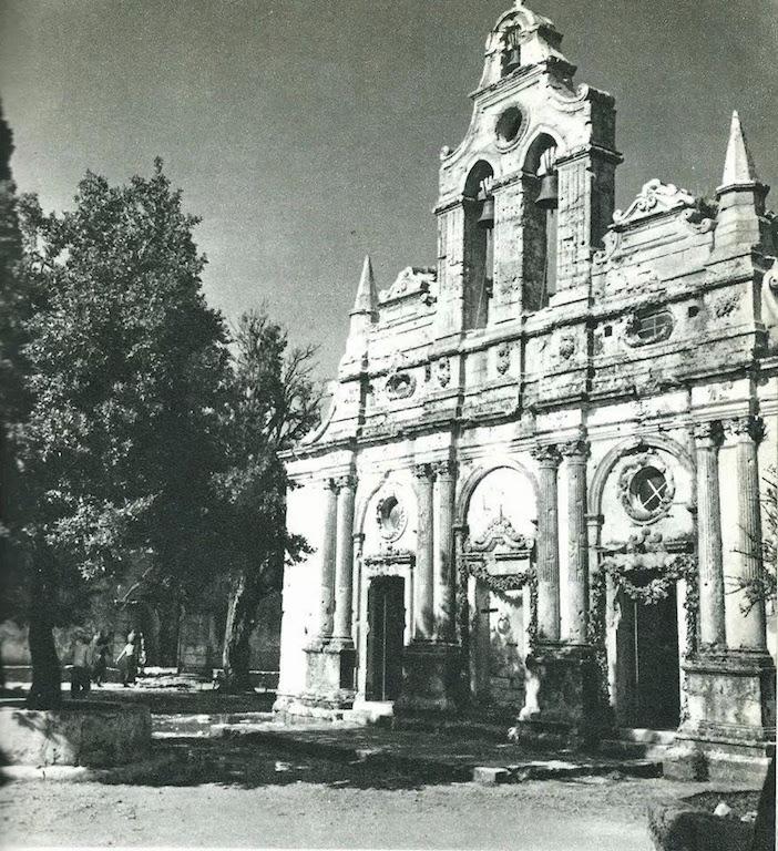 Μονή Αρκαδίου στο Ρέθυμνο