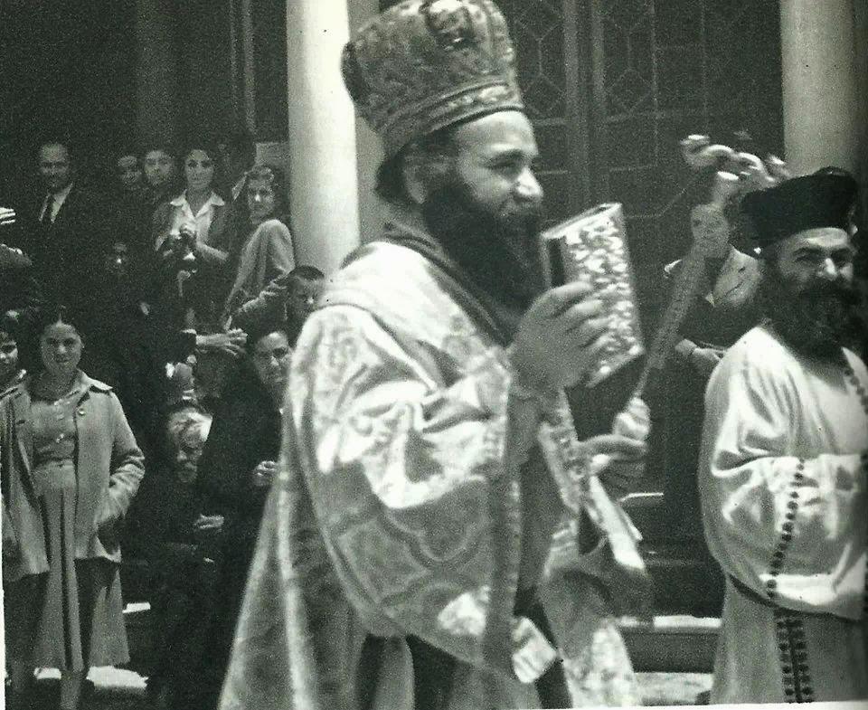 Ηράκλειο Αρχιεπισκοπος Κρητης Ευγένιος