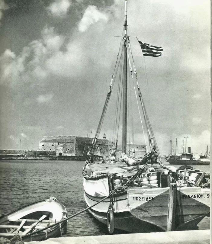 Ηράκλειο, λιμάνι
