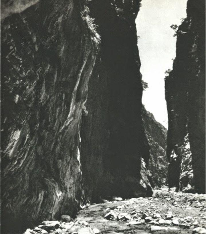 Φαράγγι Σαμαριάς