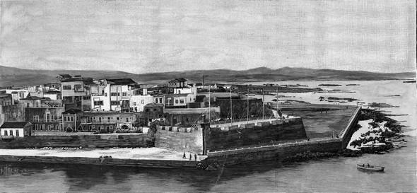Το φρούριο Φιρκά