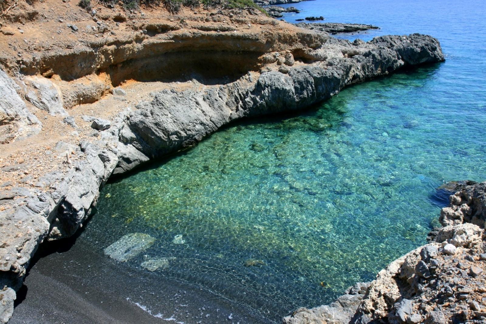 10 απίθανες μυστικές παραλίες της Κρήτης | Κρήτη & Κρητικοί