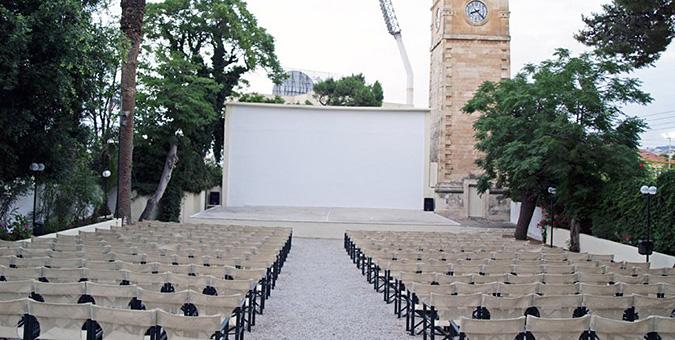 Χανιά: Θερινό σινεμά στον Δημοτικό Κήπο