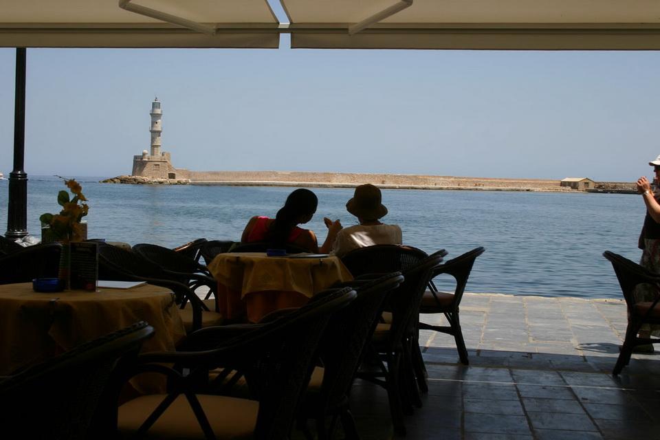 Χανιά: Ατενίζοντας το παλιό λιμάνι