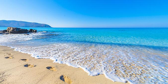 Αυτές είναι οι πιο καθαρές παραλίες στην Κρήτη