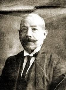 Ο Αλέξανδρος Πουλακάκης