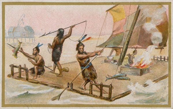 Οι προϊστορικοί θαλασσοπόροι ταξίδευαν στη Μεσόγειο με σχεδίες και τα πέτρινα εργαλεία τους βρέθηκαν στην Κρήτη!
