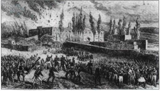 Η πολιορκία της μονής Αρκαδίου