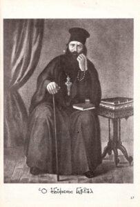 Ο ηγούμενος Γαβριήλ Μαρινάκης