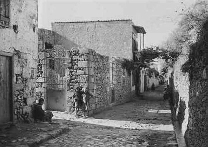 1911 Το πατρικό του Ελ. Βενιζέλου.