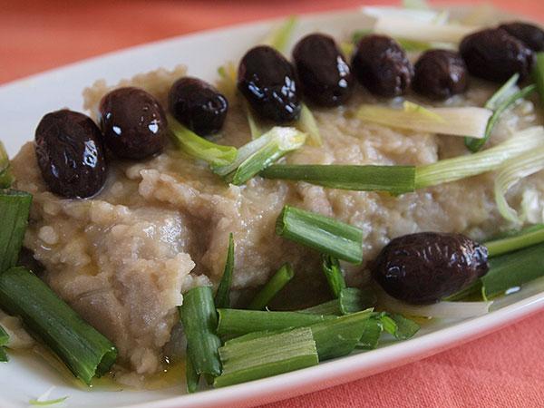 Νηστίσιμη Κρητική Συνταγή: Φάβα από κουκιά (κουκόφαβα)