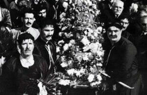 Νεκρική πομπή στην Κρήτη