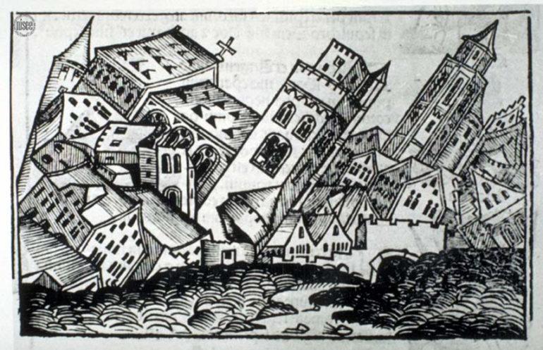 Ο φοβερός σεισμός των 7,2 Ρίχτερ που ισοπέδωσε το Ηράκλειο και την Ιεράπετρα στις 29 Μαΐου 1508