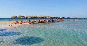 Ελαφονήσι: Η εξωτική παραλία της Κρήτης με τα τιρκουάζ νερά και τις παραλίες με τη λευκή και ροζ άμμο!