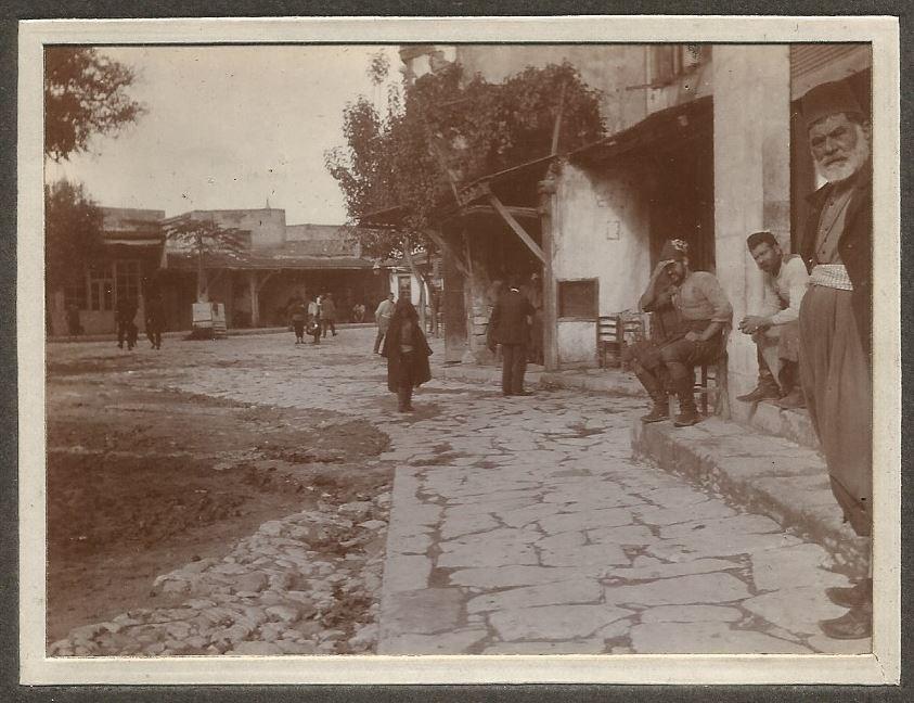 Η αρχή από πλατεία Κορνάρου προς 1866