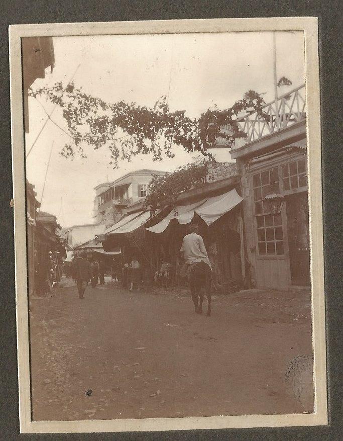 H σημερινή αγορά οδός 1866