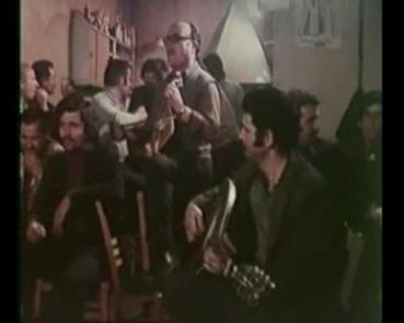 Βίντεο του 1977 από το ρακάδικο του Μπάμπη Αναγνωστάκη στο Ρέθυμνο