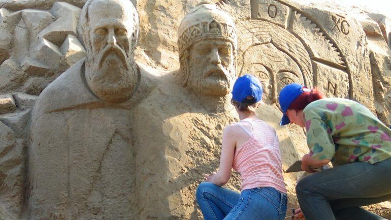Στην Κρήτη το πρώτο στην Ελλάδα φεστιβάλ γλυπτικής στην άμμο