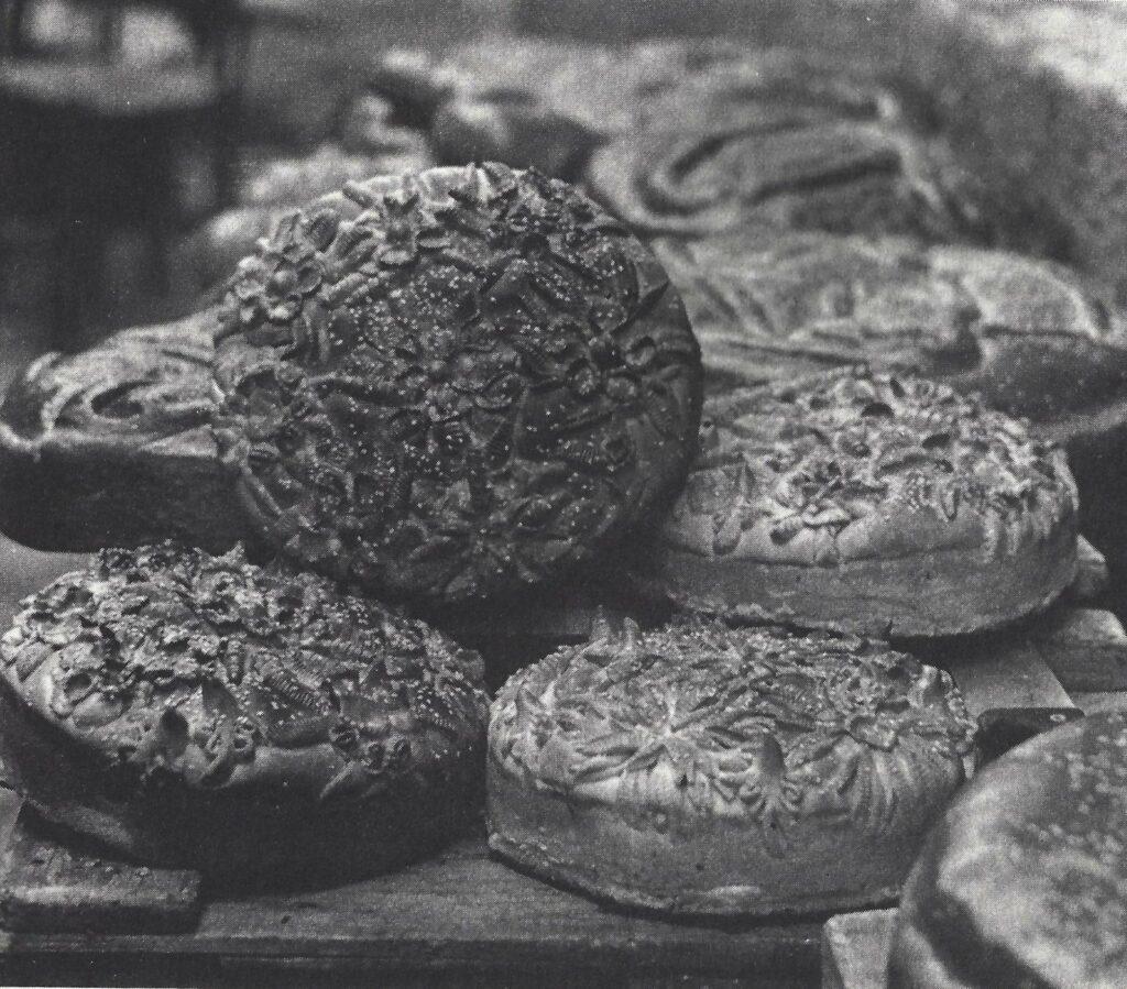 Ξομπλιαστά ψωμιά