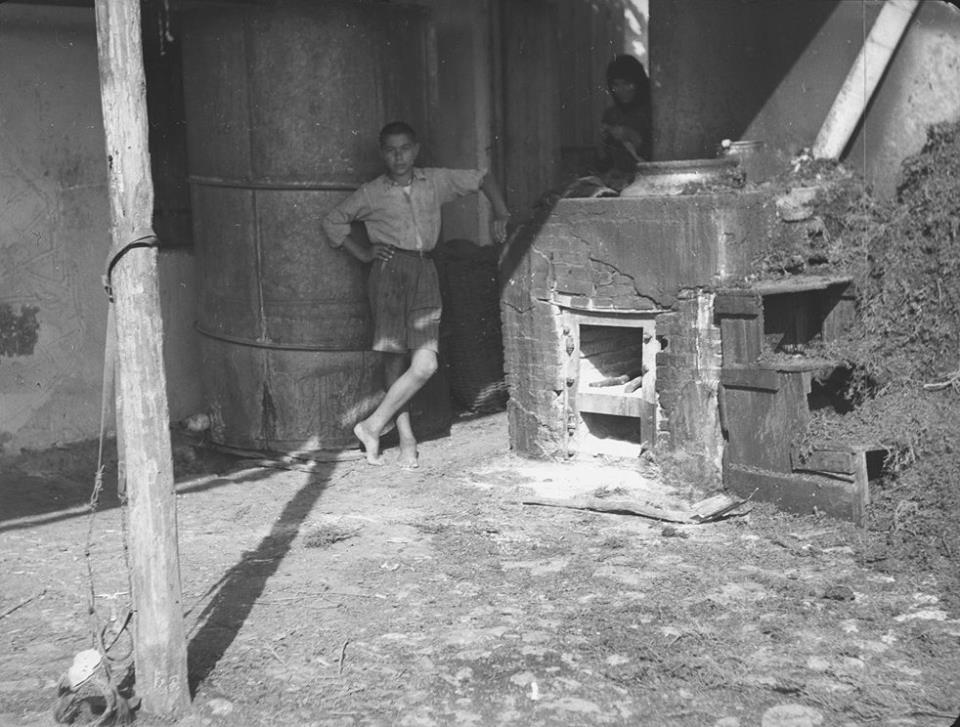 Κρήτη 1941. Ρακοκάζανο στους Αποστόλους