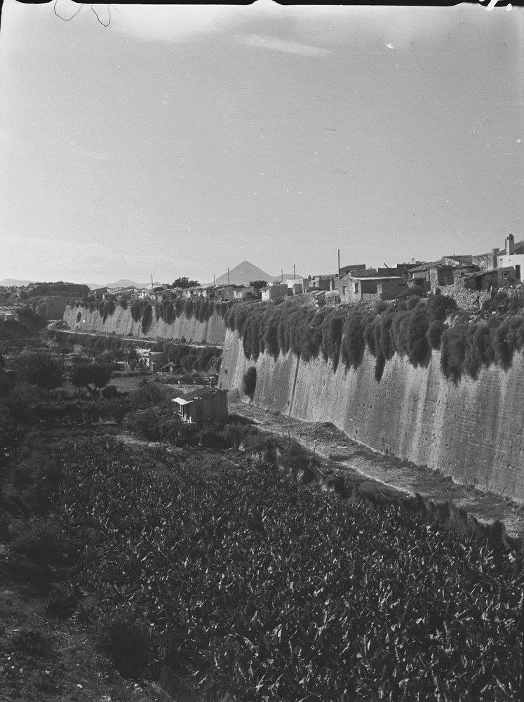 Κρήτη 1941. Ηράκλειο. Η Τάφρος των Ενετικών Τειχών του Χάνδακα