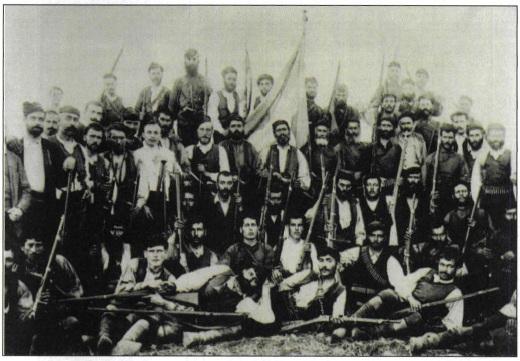 Επαναστάτες του Θερίσου (1905)