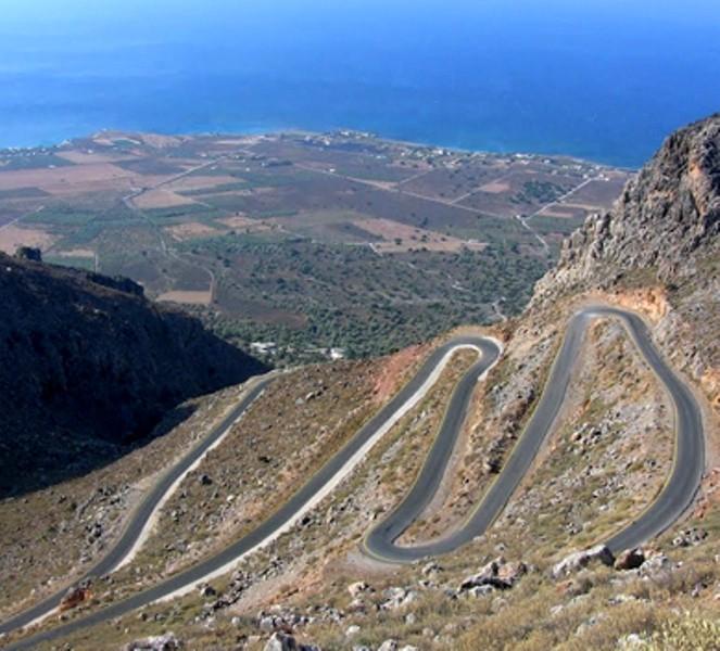 Οι 5 πιο εντυπωσιακοί δρόμοι της Κρήτης