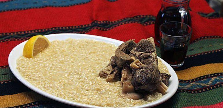 Συνταγή για Γαμοπίλαφο. Το Κρητικό Παραδοσιακό Πιλάφι