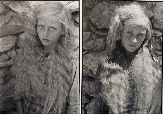 Η ξανθιά νεράιδα από την Κρήτη που μάγεψε το 1942 έναν Ιταλό ανθρωπολόγο (video)