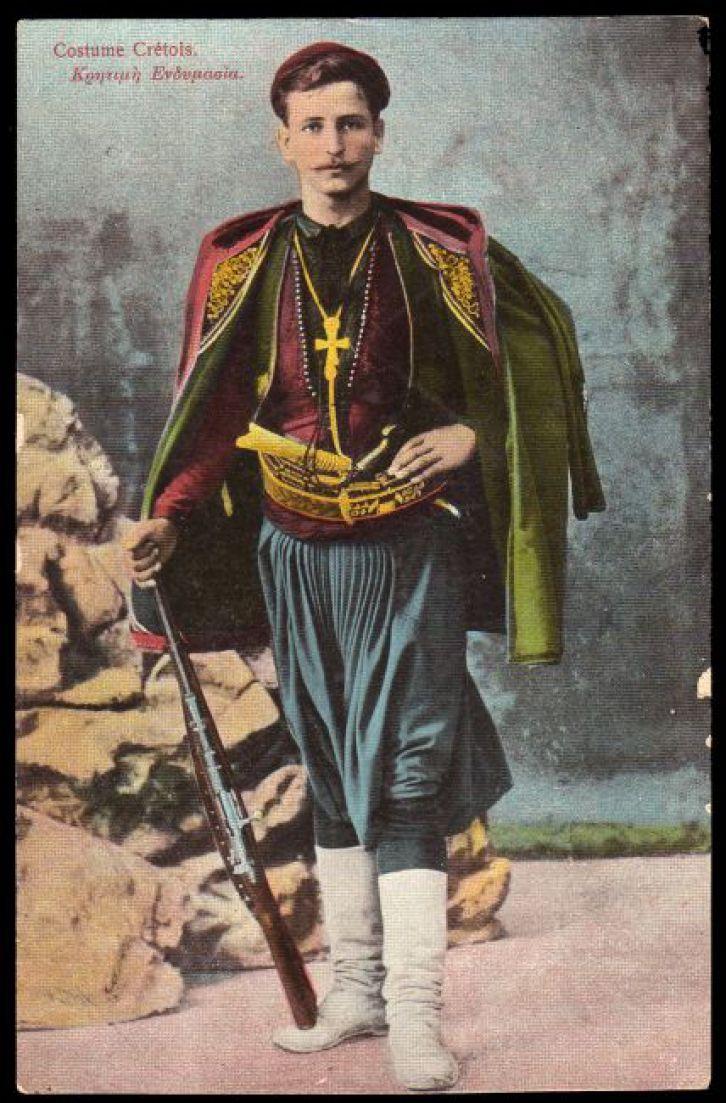 Η ιστορία της αντρικής φορεσιάς στην Κρήτη (φωτογραφίες, video) | Λαογραφία-Ιστορία | Κρήτη & Κρητικοί