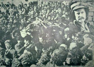 Τί είχαν πει για το θάνατο του Νίκου Ξυλούρη οι διάσημοι της εποχής