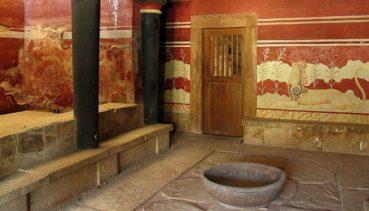 Από το 7000 π.Χ. υπήρχε κεντρική θέρμανση στην Κρήτη